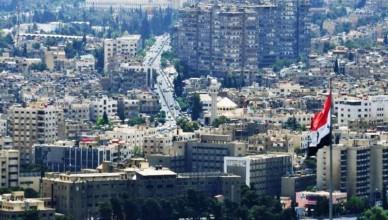 3103610 05/19/2017 A view of Damascus from Qasioun Mountain. Mikhail Voskresenskiy/Sputnik