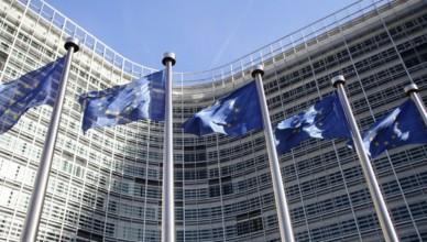 Sediul Comisiei Europene, in Bruxelles, 25 martie 2014. OCTAVIAN CARARE / MEDIAFAX FOTO