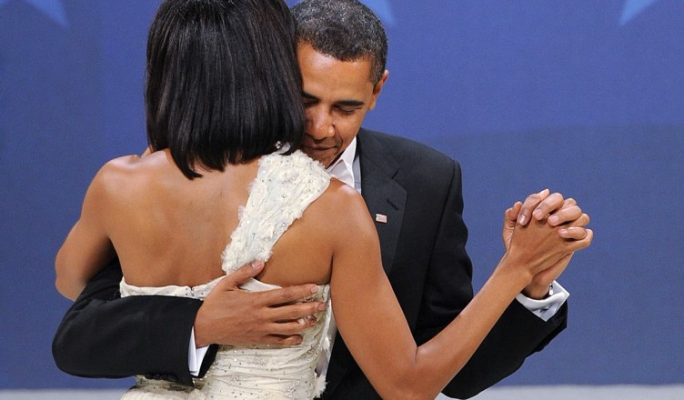 U.S. President Barack Obama and First Lady Michelle Obama attend the Southern Inaugural Ball at the DC Armory in Washington, DC, USA on January 20, 2009. Photo by Douliery-Hahn/ABACAPRESS.COM