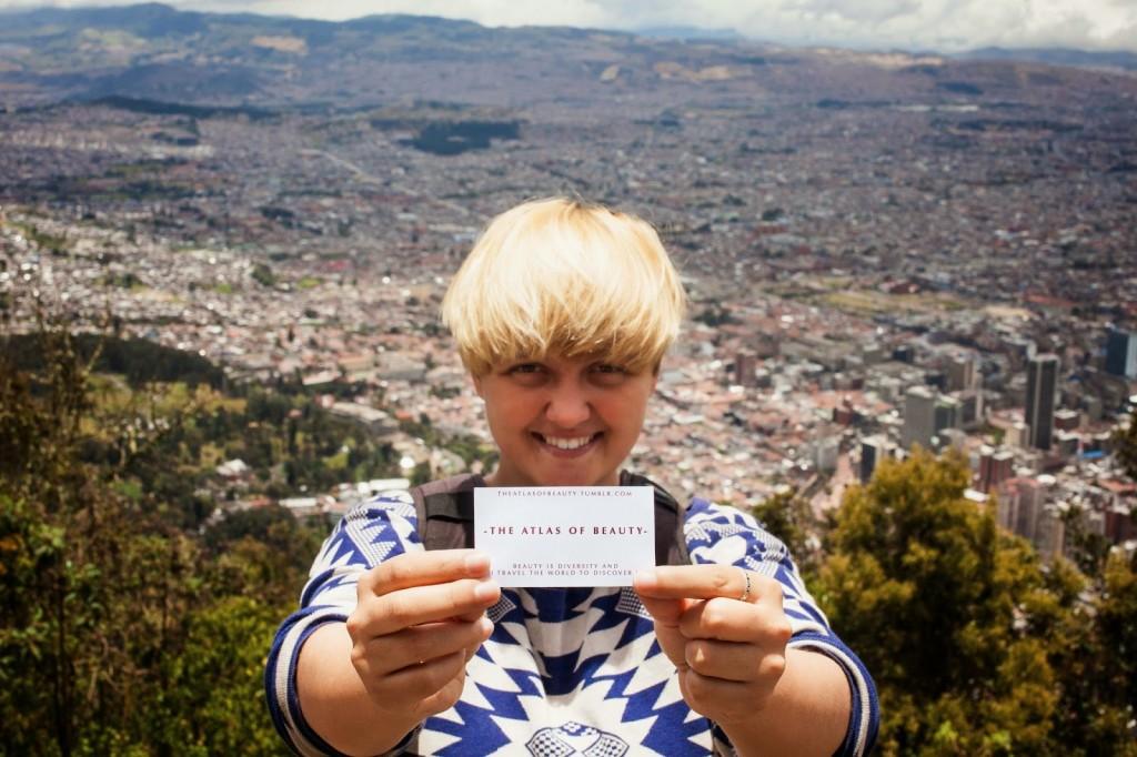 me in Bogota