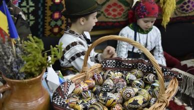 Adevărate opere de artă la Festivalul ouălor încondeiate de la Moldovița (foto 146078)