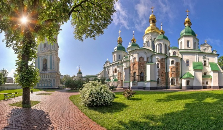 Catedrala-Sfânta-Sophia-Kiev