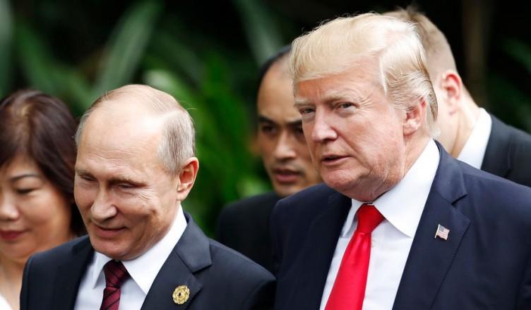 Donald Trump Vladimir Putin APEC kokous Vietnam 17.53890471