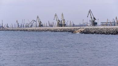 Portul Constanta, miercuri, 5 august 2015. BOGDAN DANESCU / MEDIAFAX FOTO