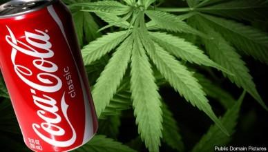 CocaColaCannabis