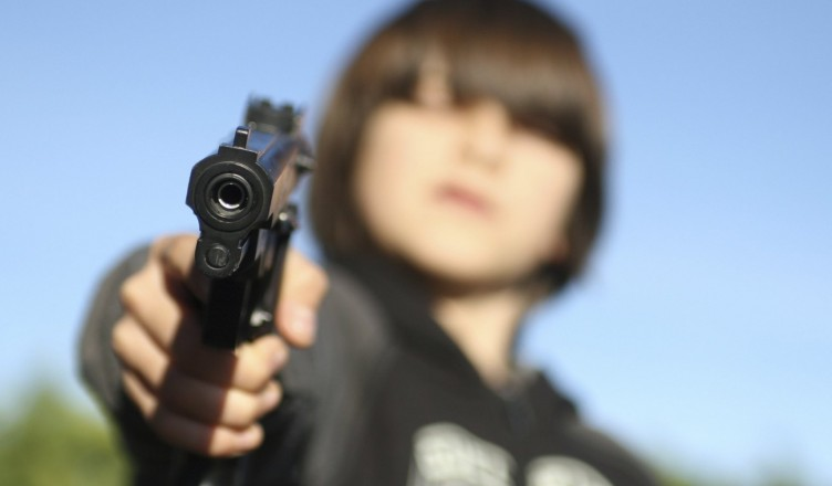 Violence, Child. (Photo By BSIP/UIG via Getty Images)