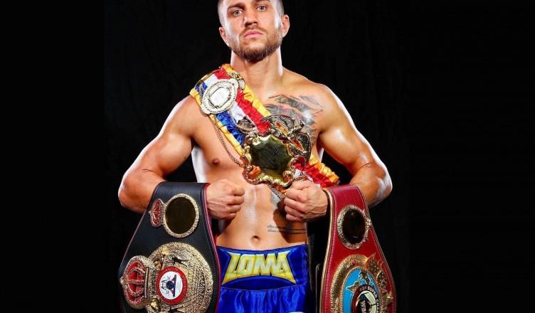 Box  Vasyl Lomacenko, noul campion la categoria ușoară
