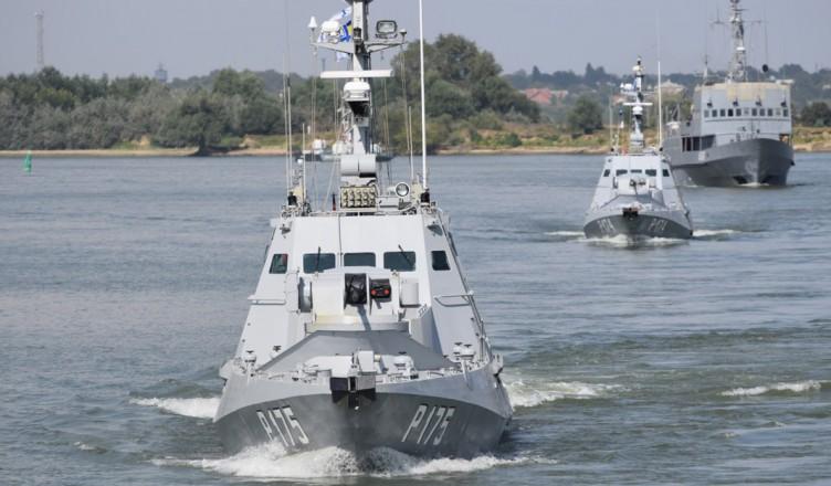 Flotila-fluviala