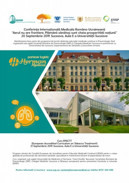 Poster-eveniment-medical-Conferinta-Suceava