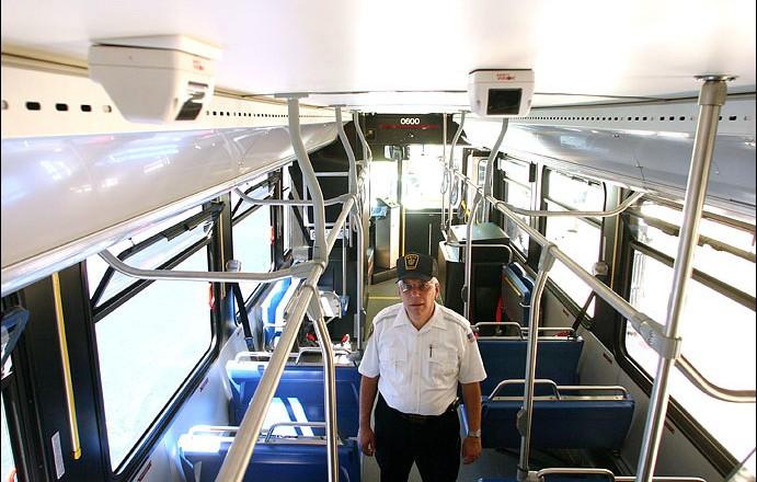 Camera-in-autobuz