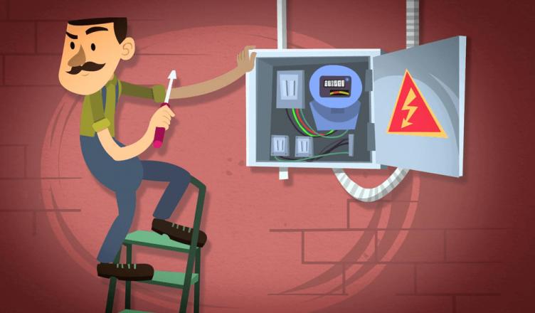 За-кражу-электроэнергии-будут-наказывать