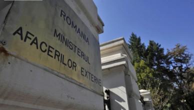 Sediul Ministerului Afacerilor Externe (MAE), Bucuresti, luni, 10 septembrie 2012. ANDREEA ALEXANDRU / MEDIAFAX FOTO