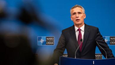 Press Conference by NATO Secretary General Jens Stoltenberg