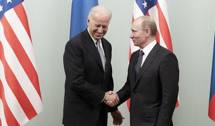 Putin Baiden