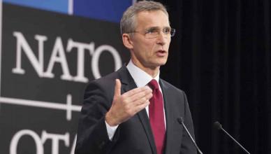 Press Conference NATO Secretary General Jens Stoltenberg