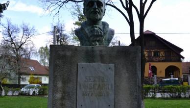 Sextil Puscariu - lingvist, istoric, filolog 1877 - 1948